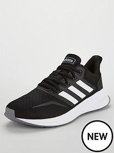 adidas-runfalcon-blackwhitenbsp