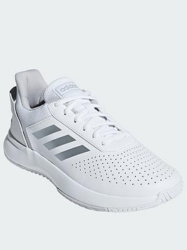 318d9a22a2 adidas Courtsmash - White | littlewoodsireland.ie