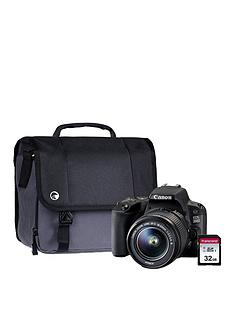 canon-eos-200d-black-slr-camera-dc-kit-including-18-55mm-non-is-lens-32gb-sd-card-and-case