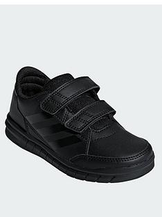 adidas-altarun-junior-trainers-black