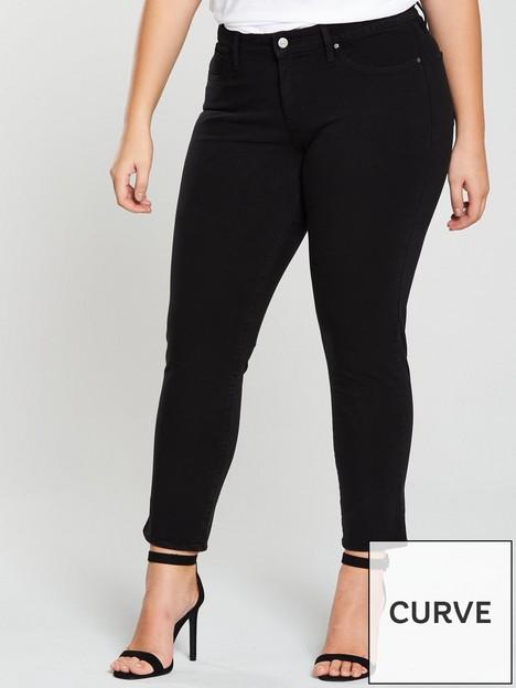 levis-plus-311trade-shaping-skinny-jeans--nbspblack