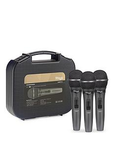 set-of-3-stagg-live-stage-dynamic-microphones