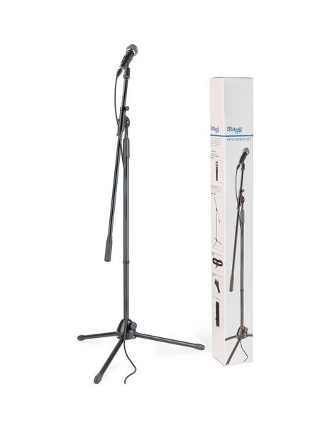 stagg-stagg-microphone-and-stand-set