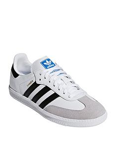 adidas-originals-samba-junior-whiteblacknbsp