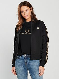 fred-perry-taped-track-jacket-black