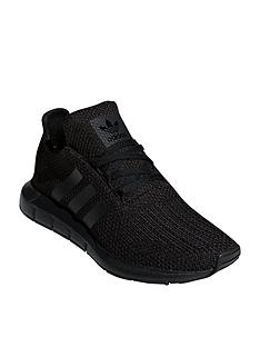 adidas-originals-swift-run-junior-trainers-black