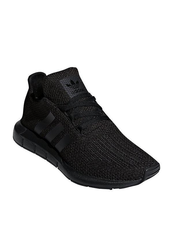 adidas trainers black