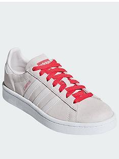 abaa0891c378 adidas Originals Campus Junior Trainers