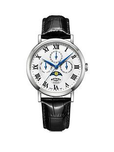 rotary-rotary-silver-and-blue-detail-moonphase-dial-black-leather-strap-mens-watch