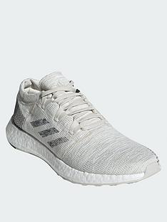 adidas Pureboost Go Tainers - White af1eb4645