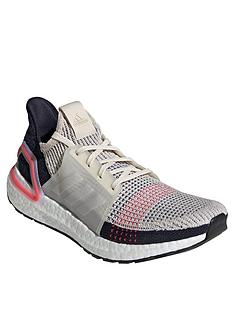 b9affd946 adidas Ultraboost 19 Unisex - Stone White