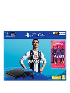 playstation-4-fifa-19-ps4-500gb-bundle-with-optional-wireless-controller