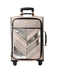 river-island-gold-panelled-suitcase