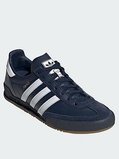 adidas Originals Jeans Trainers - Navy ef66b86716b51