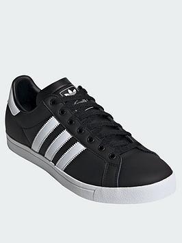 premium selection 076f4 9117e adidas Originals Coast Star - Black White