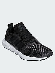 28ba2eb128274 adidas Originals Swift Run - Black Camo