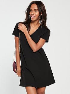 v-by-very-crepe-swing-dress-black