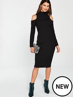 v-by-very-cold-shoulder-bodycon-dress-black