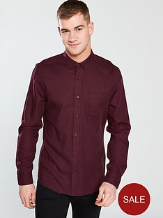 v-by-very-long-sleeved-soft-twill-shirt-burgundy