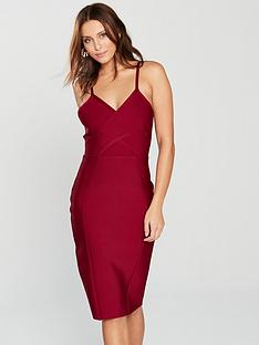 the-girl-code-the-girl-code-wrap-waist-bandage-dress-cami-dress