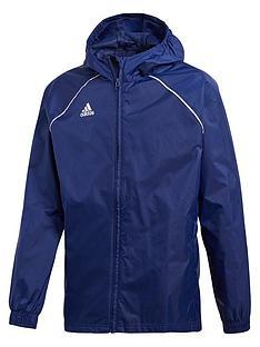 adidas-youth-core-18-rain-jacket-navy