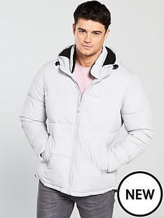 river-island-hooded-padded-jacket-with-funnel-neck-grey