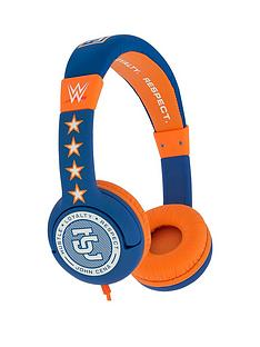 wwe-stars-john-cena-design-wired-headphones-with-safe-sound-limiter
