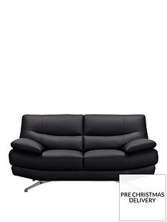 violino-portal-leatherfaux-leather-2-seater-sofa