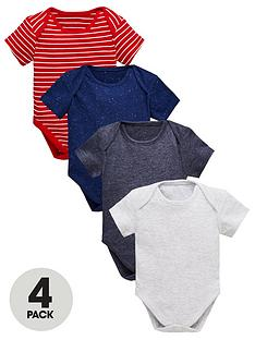 mini-v-by-very-baby-boys-4-pack-short-sleeved-bodysuits