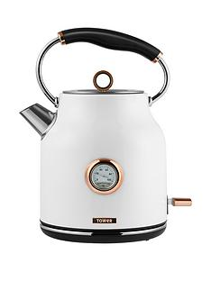 tower-bottega-17-litrenbsptrad-kettle-whiterose-gold