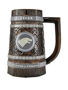 game-of-thrones-game-of-thrones-embossed-stein-mug-stark