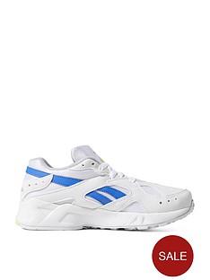 reebok-aztrek-junior-trainers-whitegrey