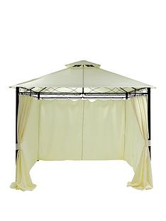 3-x-3m-metal-gazebo-with-2-sides