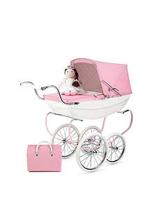 silver-cross-princess-dolls-pram-with-personalisation