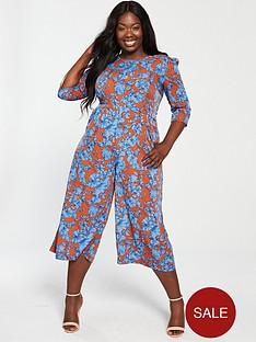 girls-on-film-curve-girls-on-film-curve-printed-culotte-jumpsuit