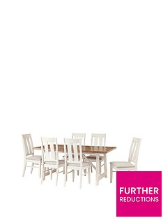 julian-bowen-pembroke-180-cm-solid-wood-and-oak-veneer-dining-table-6-chairs