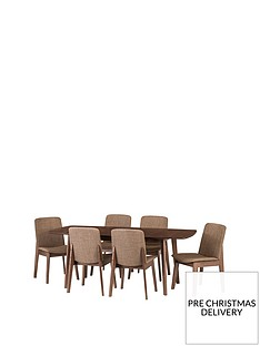 julian-bowen-kensington-150-194-cm-solid-wood-extending-dining-table-6-chairs