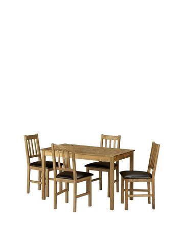 Dining Table Chair Sets Shop Dining Packages At Littlewoodsireland Ie
