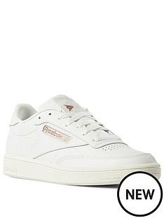 e14add2869d Reebok Club C 85 - Cream White