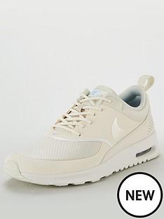 timeless design 00d06 dcc14 Nike Air Max Thea - CreamWhite