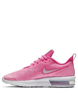 38ecdfce6 Nike Air Max Sequent 4 - Pink White