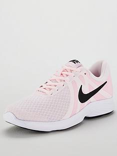 4494333f3a Nike Revolution 4 - Pink Black