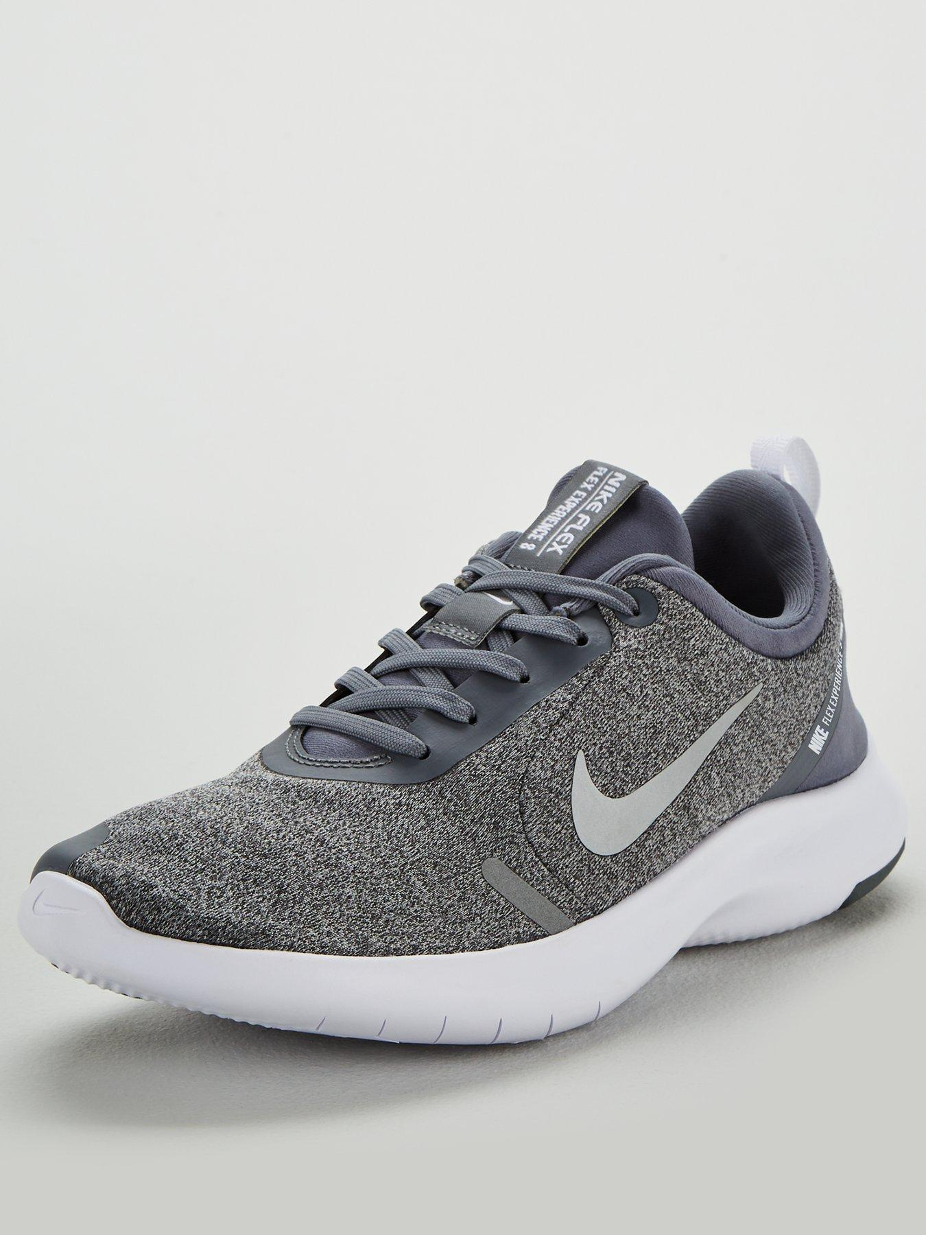 ca8c3c09d7af65 White And Grey Flex Nike Nike Flex Training Shoes