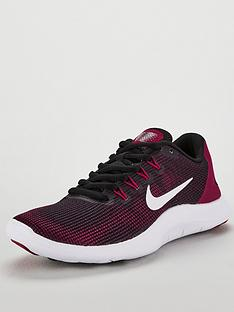 8c84dc20d53 Nike Flex RN 2018 - Black White Berry