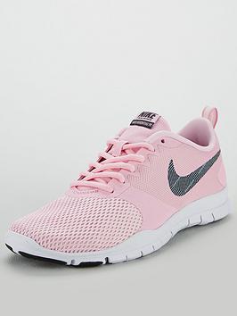 0efcd654e91 Nike Flex Essential TR - Pink White