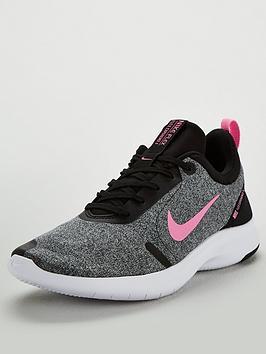 110e119c943 Nike Flex Experience RN 8 - Grey Black Pink