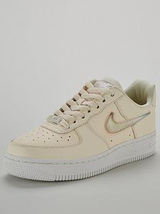 super popular 62a8c 0e1f3 Nike Air Force 1  07 Se Premium - Cream White