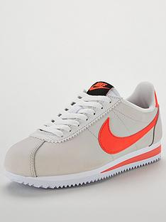 a7ced10eeec4 Nike Classic Cortez Leather - Off White Coral