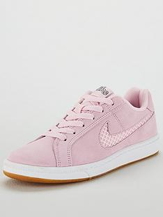 9479d55b4cda Nike Court Royale Suede - Pink