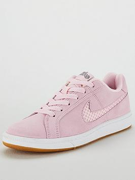 9f1d1dd55b9 Nike Court Royale Suede - Pink